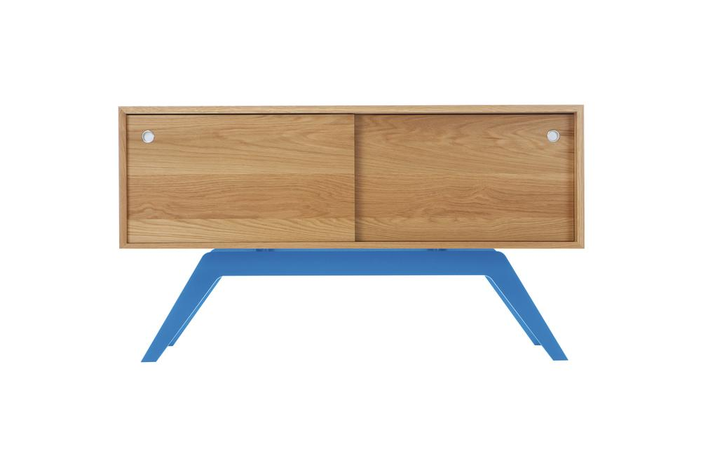 Eastvold Elko Credenza - Small Black Walnut