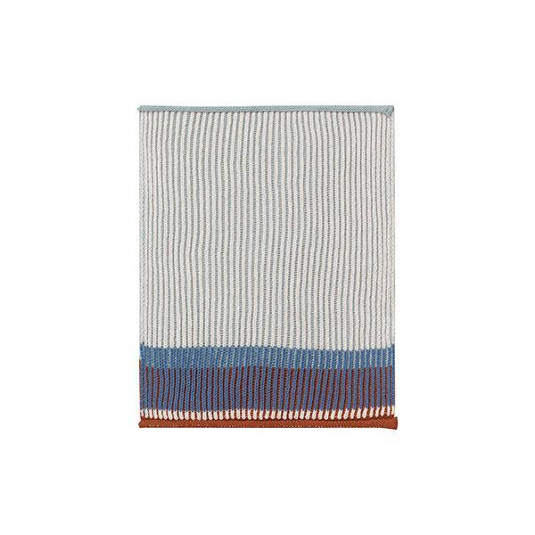 Ferm Living Akin Knitted Dish Cloth - Set of 2 Rose