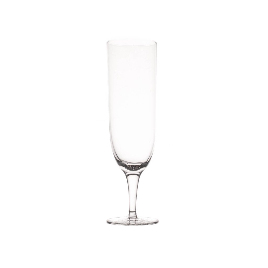 Canvas Home Amwell Champagne Glass - Set of 4 Clear