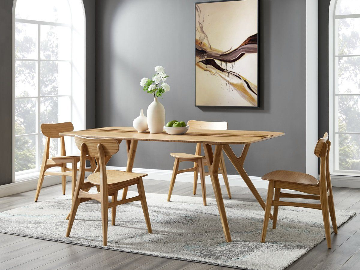 Greenington Azara Dining Table Caramelized