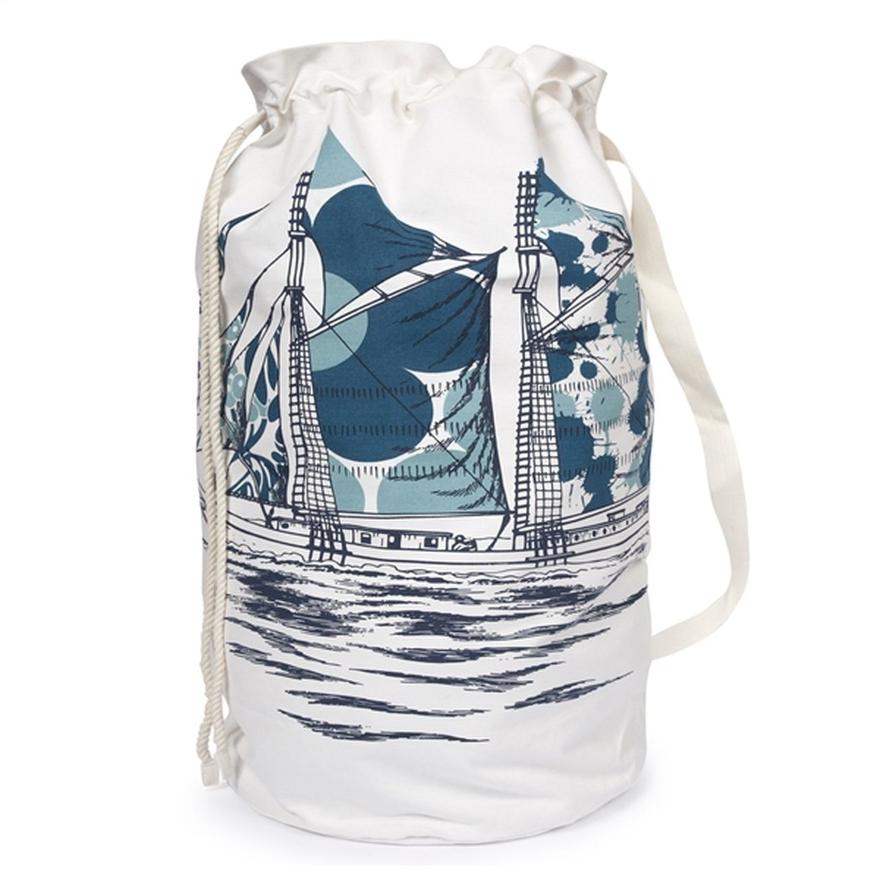 Thomas Paul Laundry Bag ANCHOR SKETCH DUFFLE LAUNDRY BAG