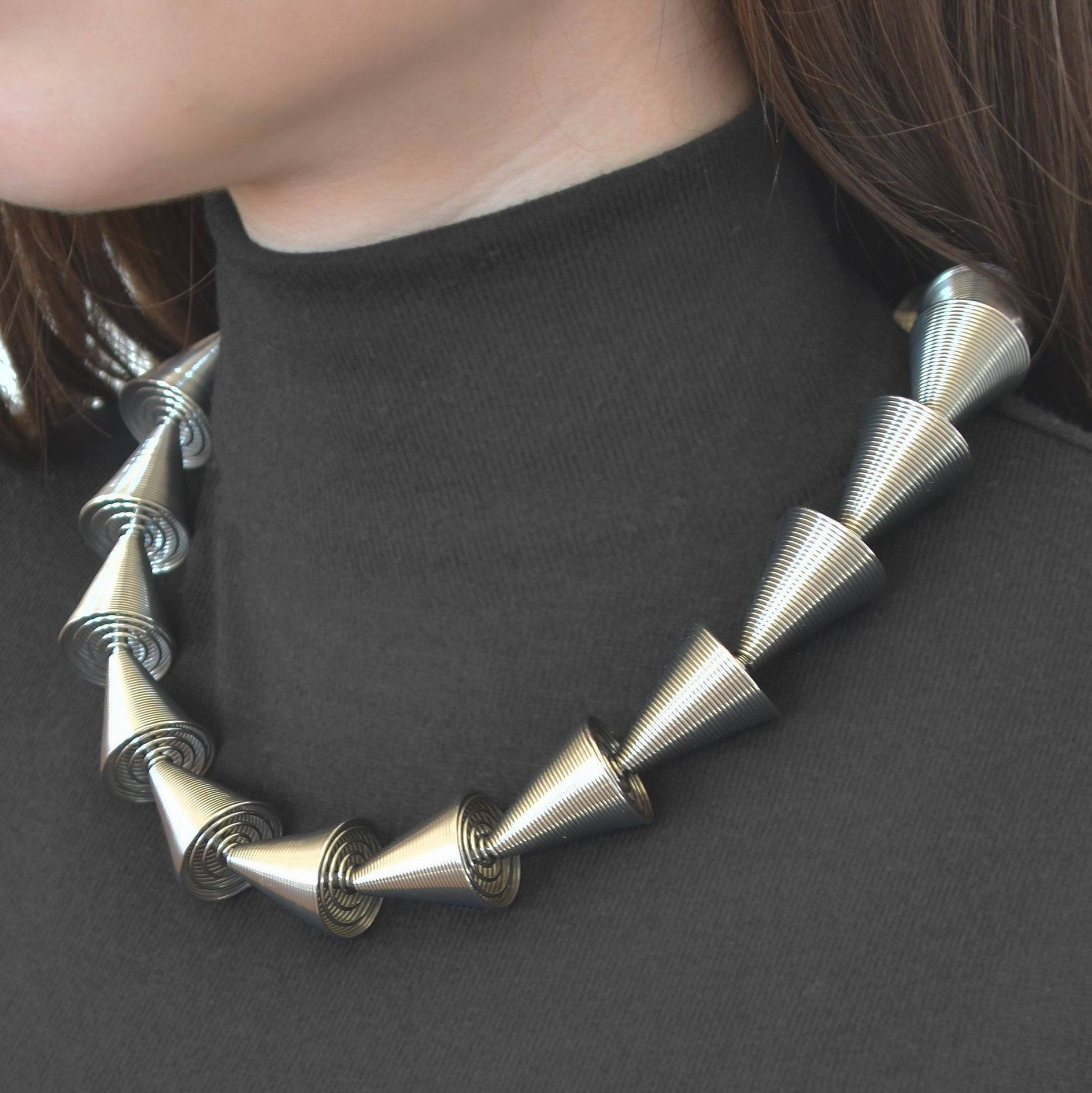 La Mollla Cone Necklace