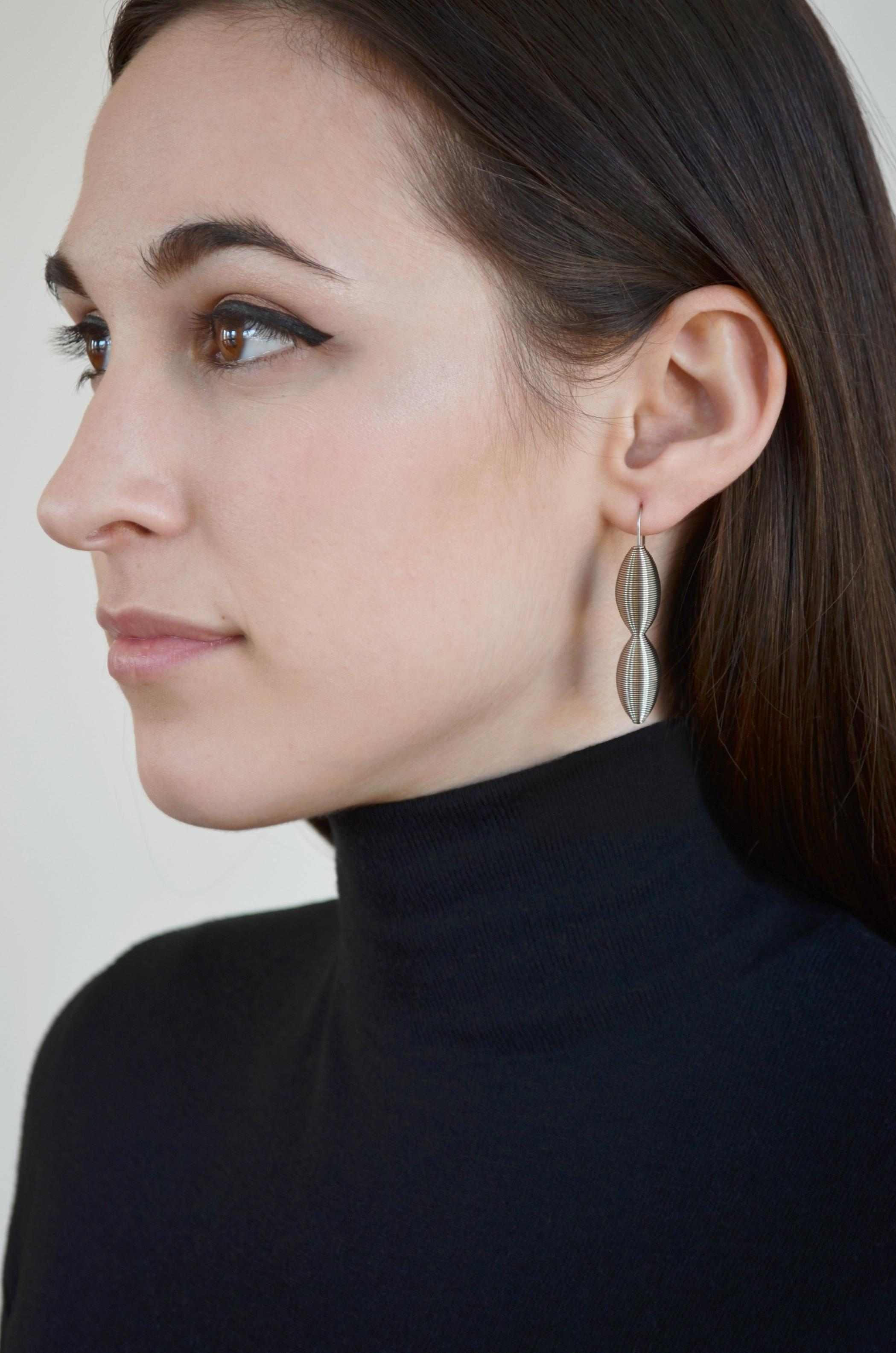 La Mollla Lotus Earrings