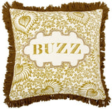 Thomas Paul Buzz Linen Pillow