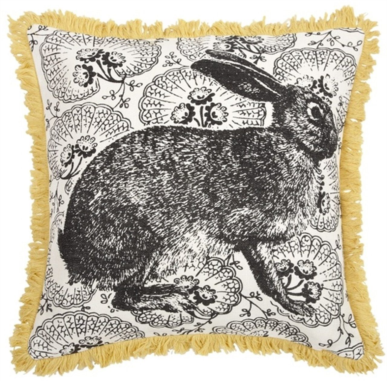 Thomas Paul Hop Linen Pillow