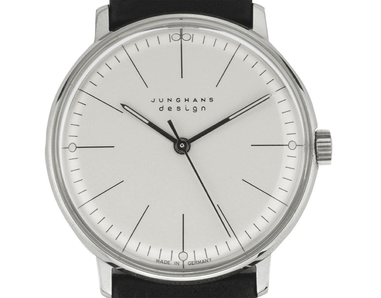 Junghans Max Bill - Manual