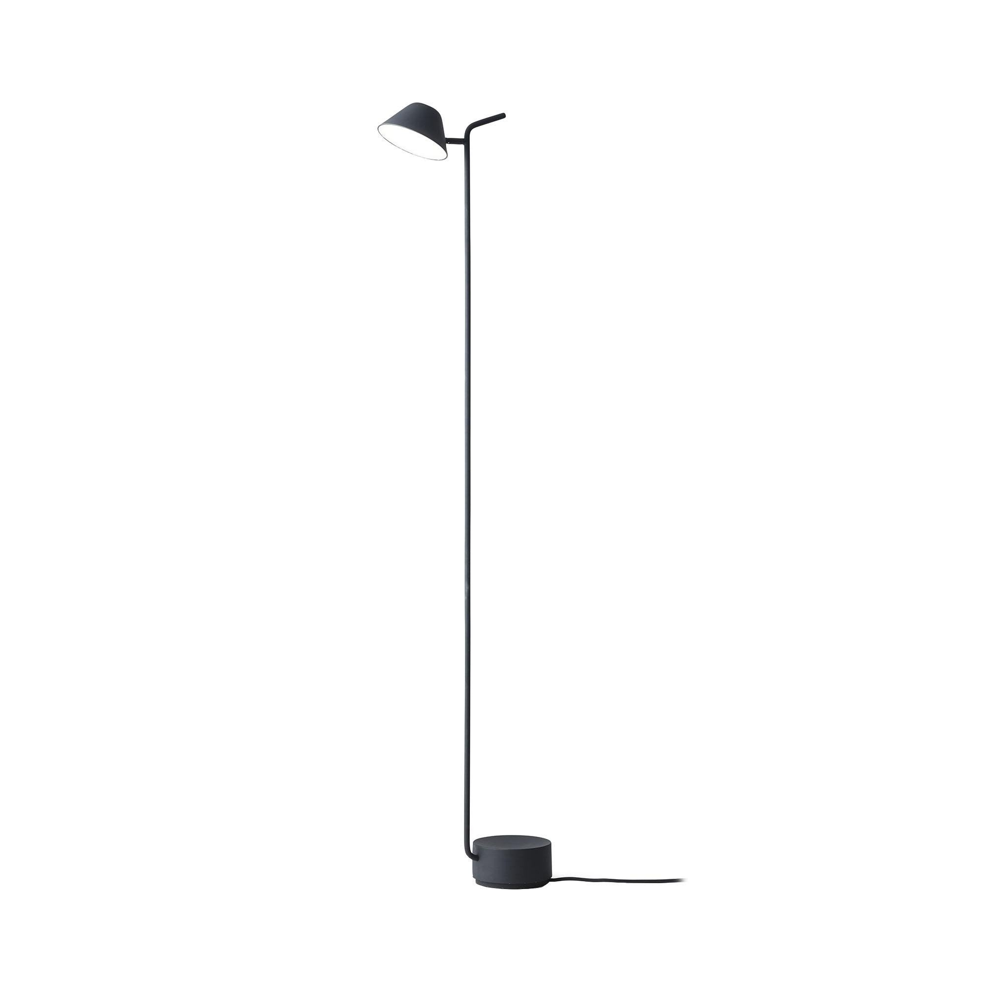 Menu Peek Floor Lamp Black