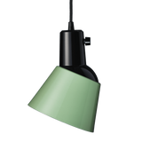Midgard K831 Pendant Light Green Enamelled