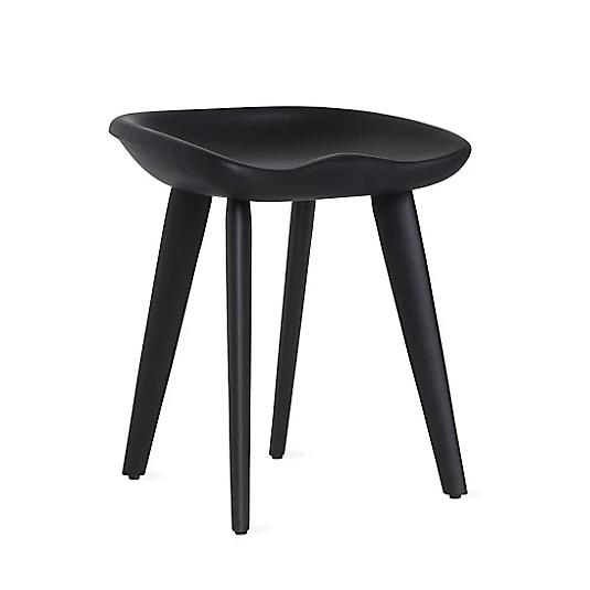 BassamFellows Tractor Stool - Low Ash