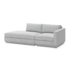 GUS Modern Podium Modular 2 PC Lounge Sofa