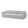 GUS Modern Podium Modular 3 PC Sofa