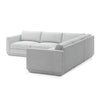 GUS Modern Podium Modular 5 PC Corner Sectional