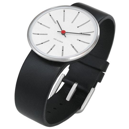 Arne Jacobsen Banker's Wrist Watch 46mm