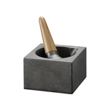 Skeppshult Cubic Mortar and Pestle