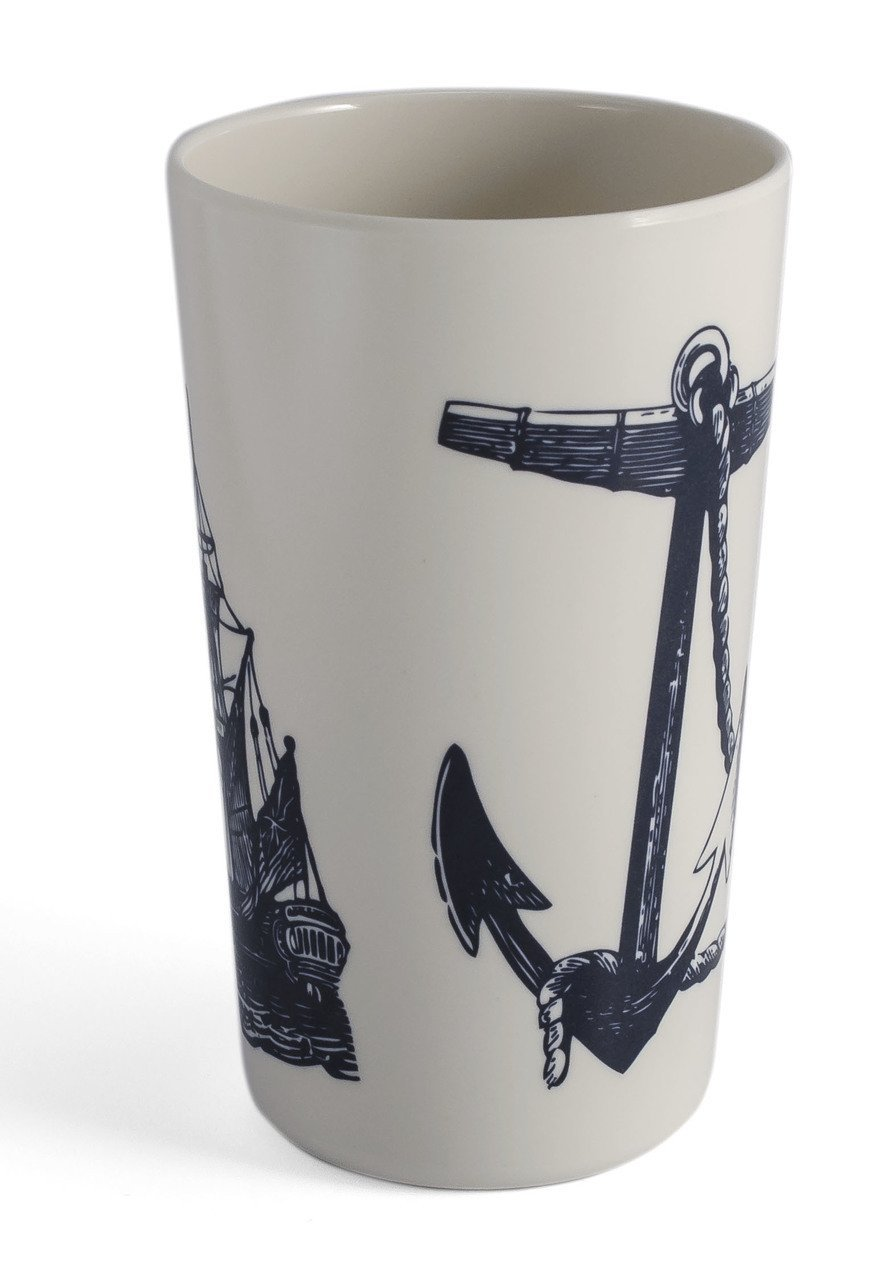 Thomas Paul Scrimshaw Tumblers Set of 4