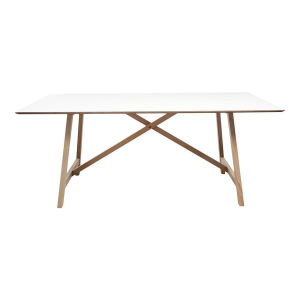ANDERSEN T6 Extendable Table White Laminate