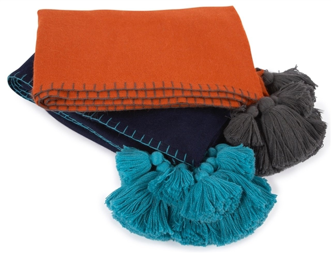 Thomas Paul Tasell Edge Aplaca Throw Alcazar