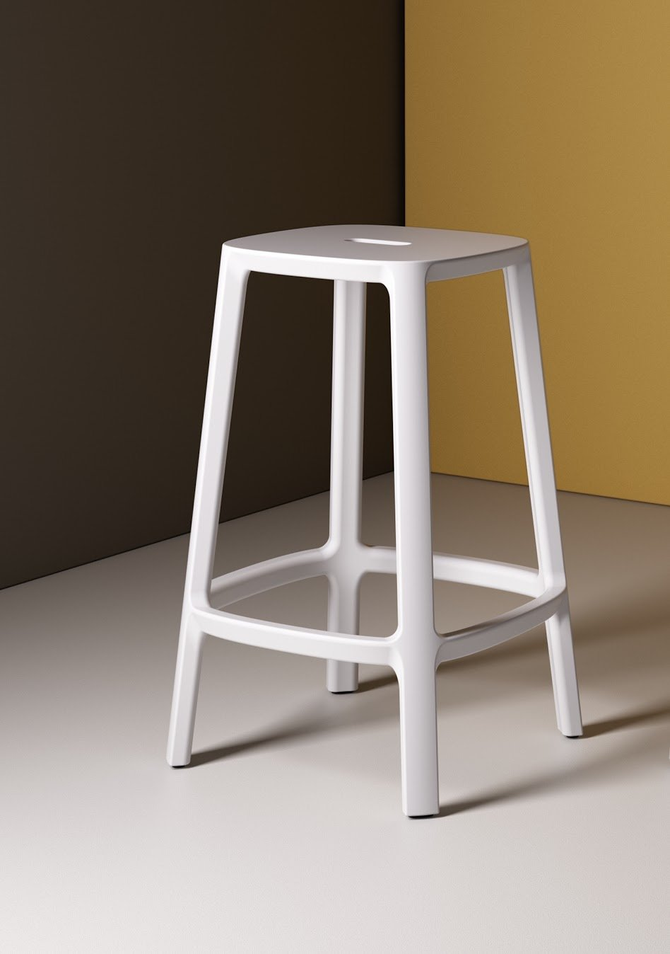 TOOU Cadrea Counter Stool