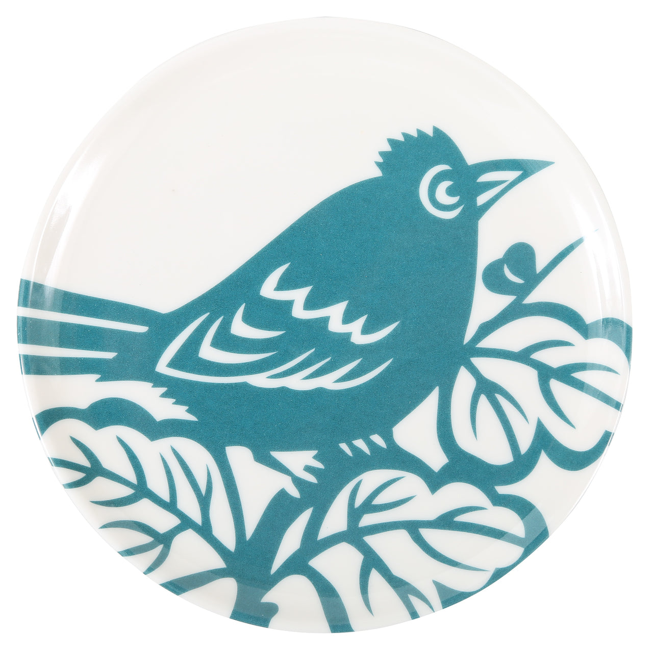 Thomas Paul Aviary Small Plate / Coasters - Set of 4