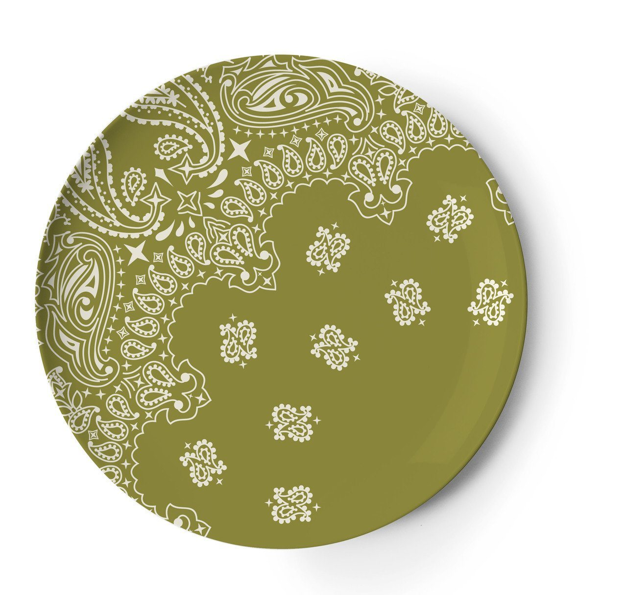 Thomas Paul Ranchero Dinner Plate Set of 4