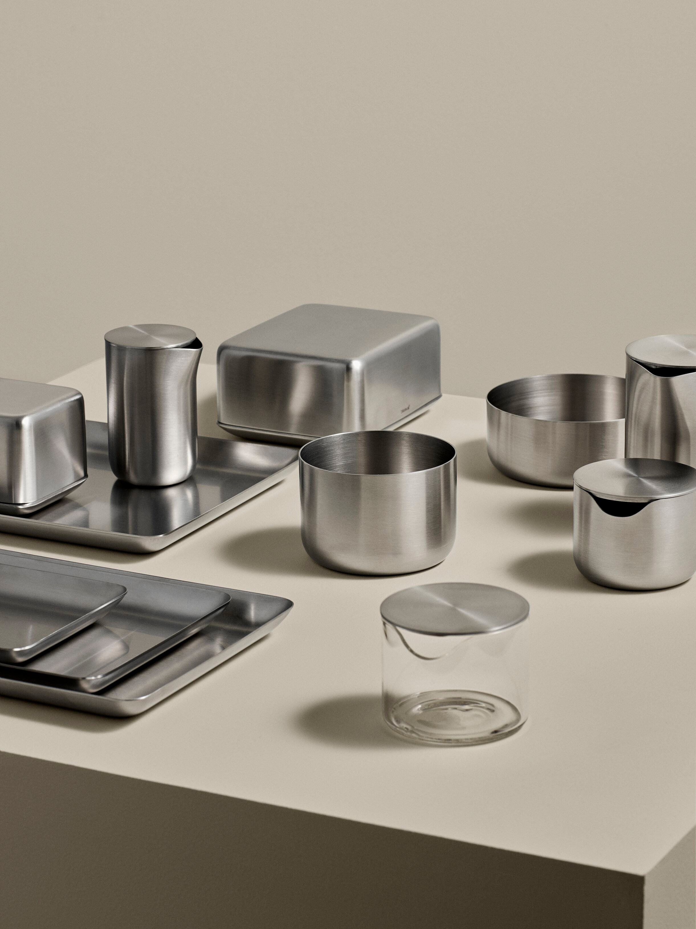 Blomus Basic Stainless Steel Snack Bowl