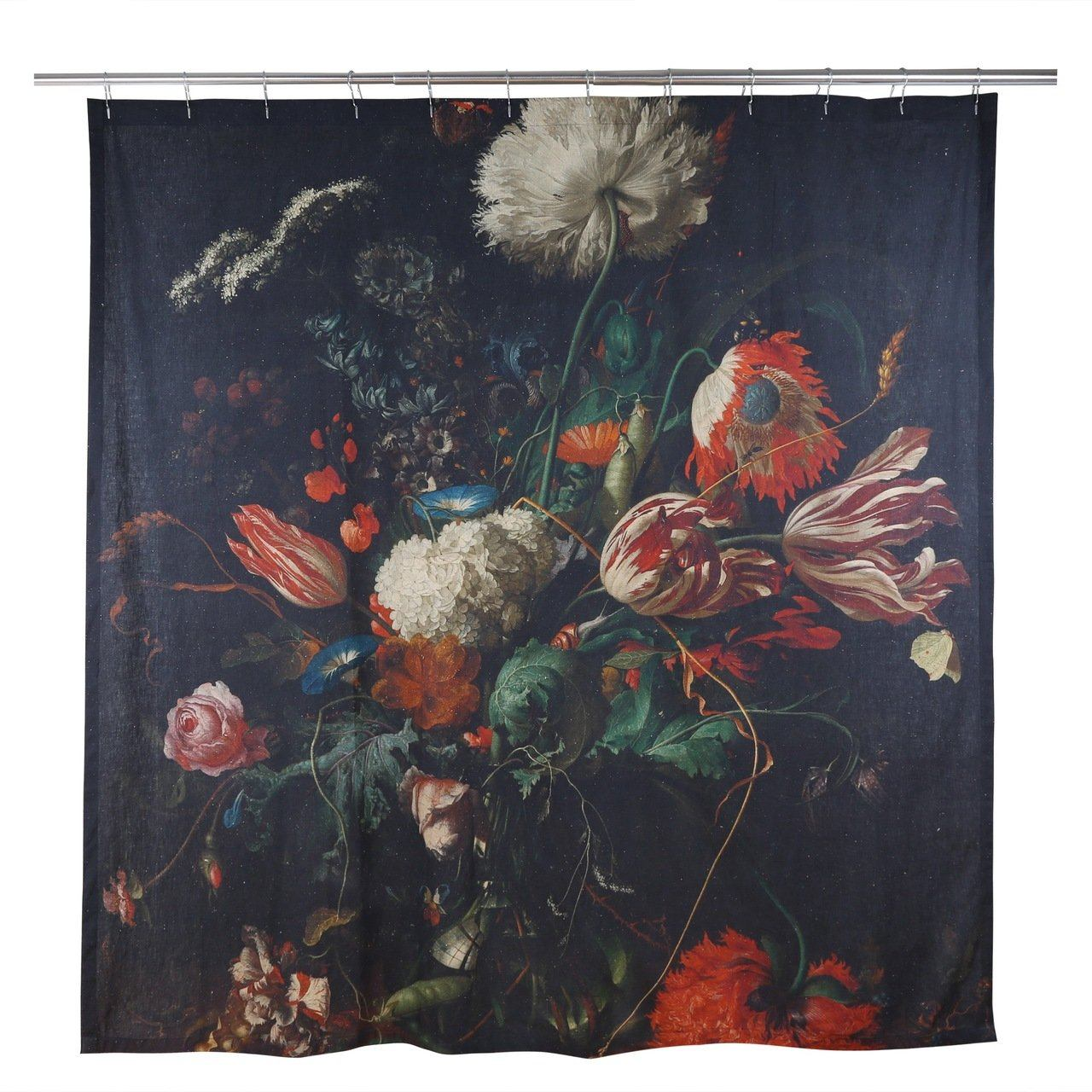 Siren Song Antwerp Shower Curtain