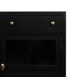 Four Hands Shadow Box Media Console