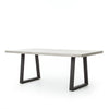 Four Hands Cyrus Dining Table - 79""