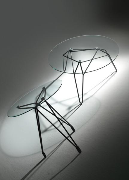Kubikoff Diamond Occasional Table