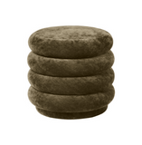 Ferm Living Pouf Round - Small Forest