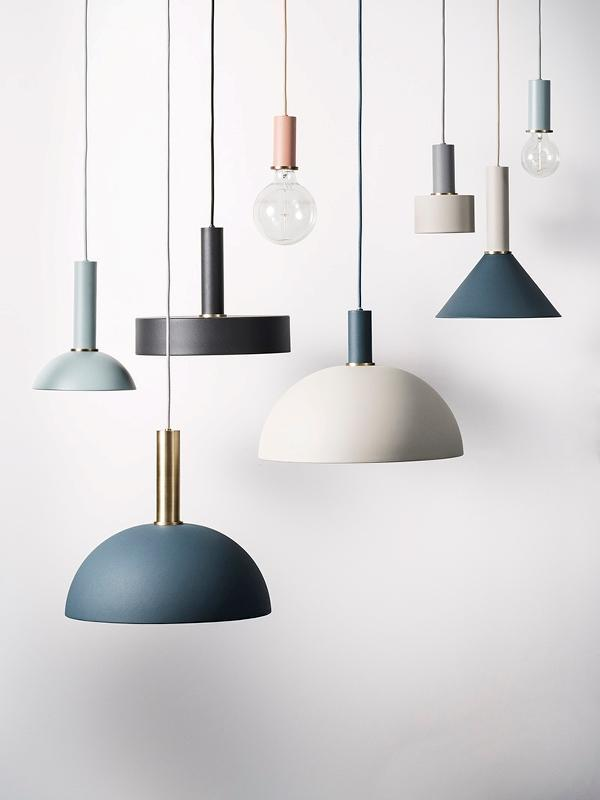 Ferm Living Socket Pendant Low