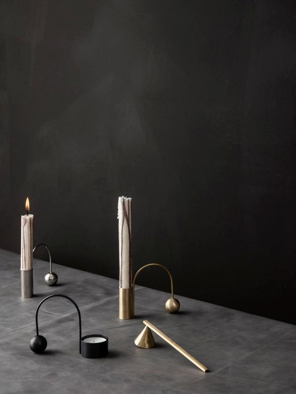 Ferm Living Brass Extinguisher