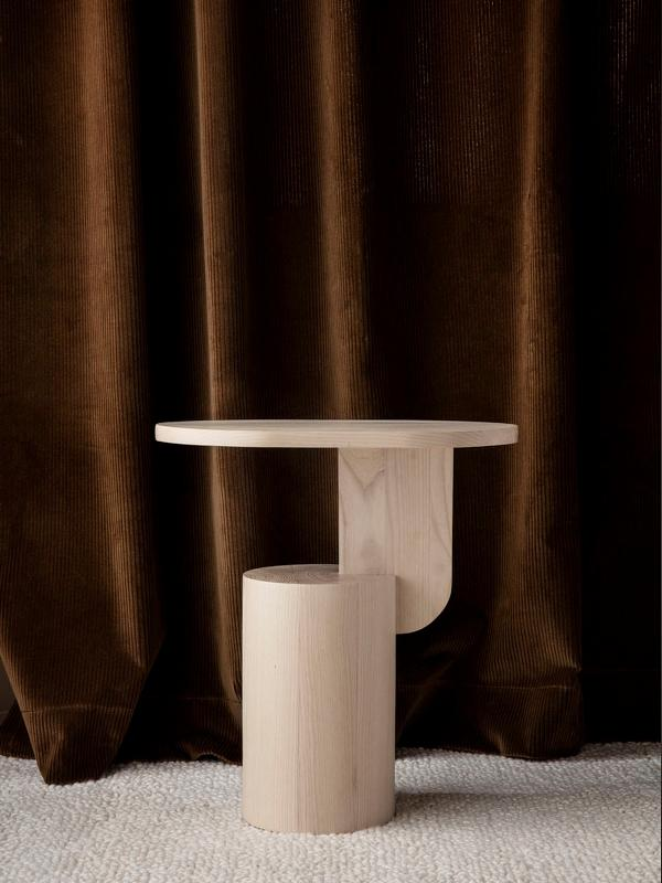 Ferm Living Insert Side Table Black