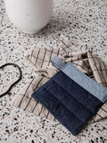 Ferm Living Denim Pot Holder Set