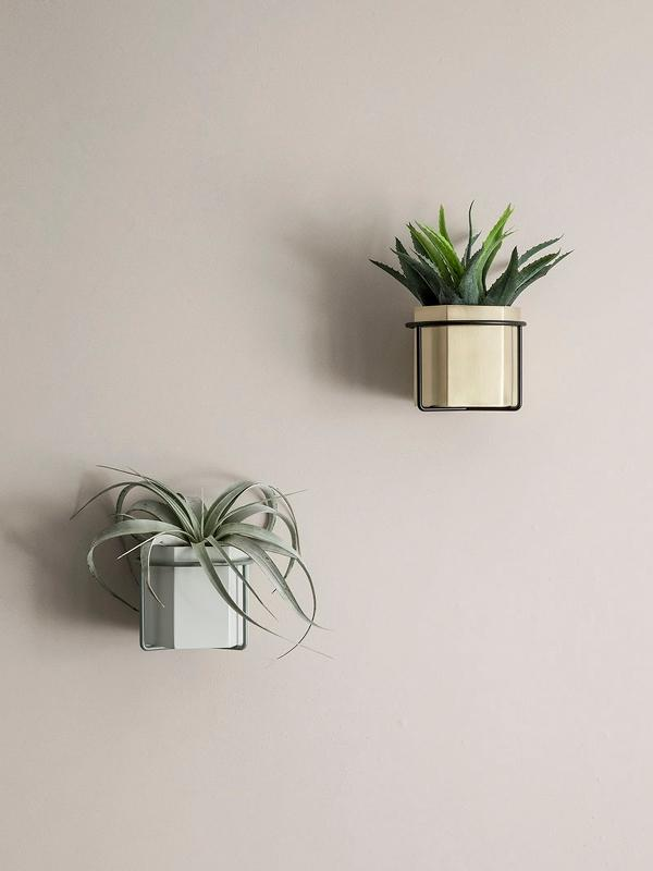 Ferm Living Plant Holder Light Grey