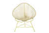 Innit Acapulco Chair - Yellow Frame