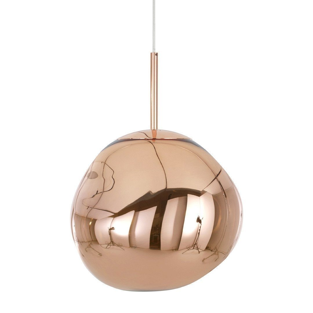 Tom Dixon Melt Pendant Chrome Regular