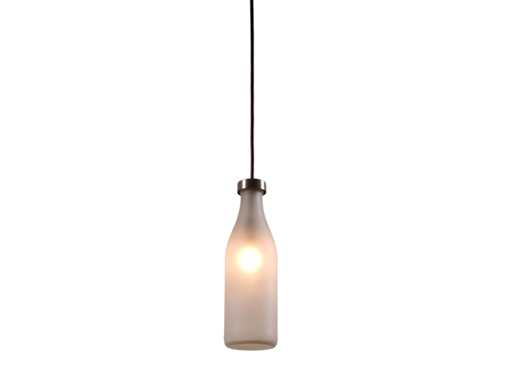 Droog Milk Bottle Pendant - Single