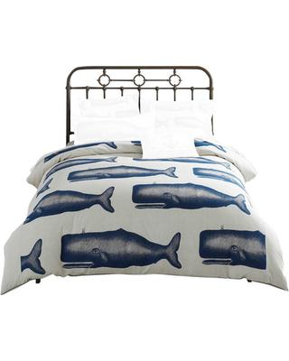 Thomas Paul Moby Duvet Cover