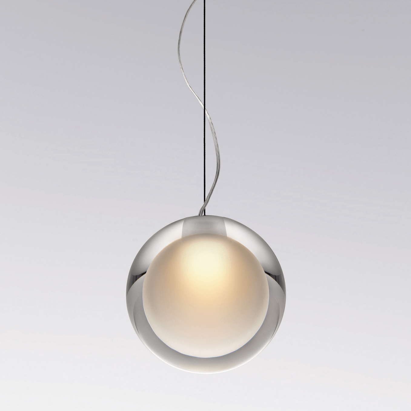 Yamagiwa Mayuhana Tear Drop Pendant Light
