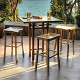 Greenington Tulip Bar Table