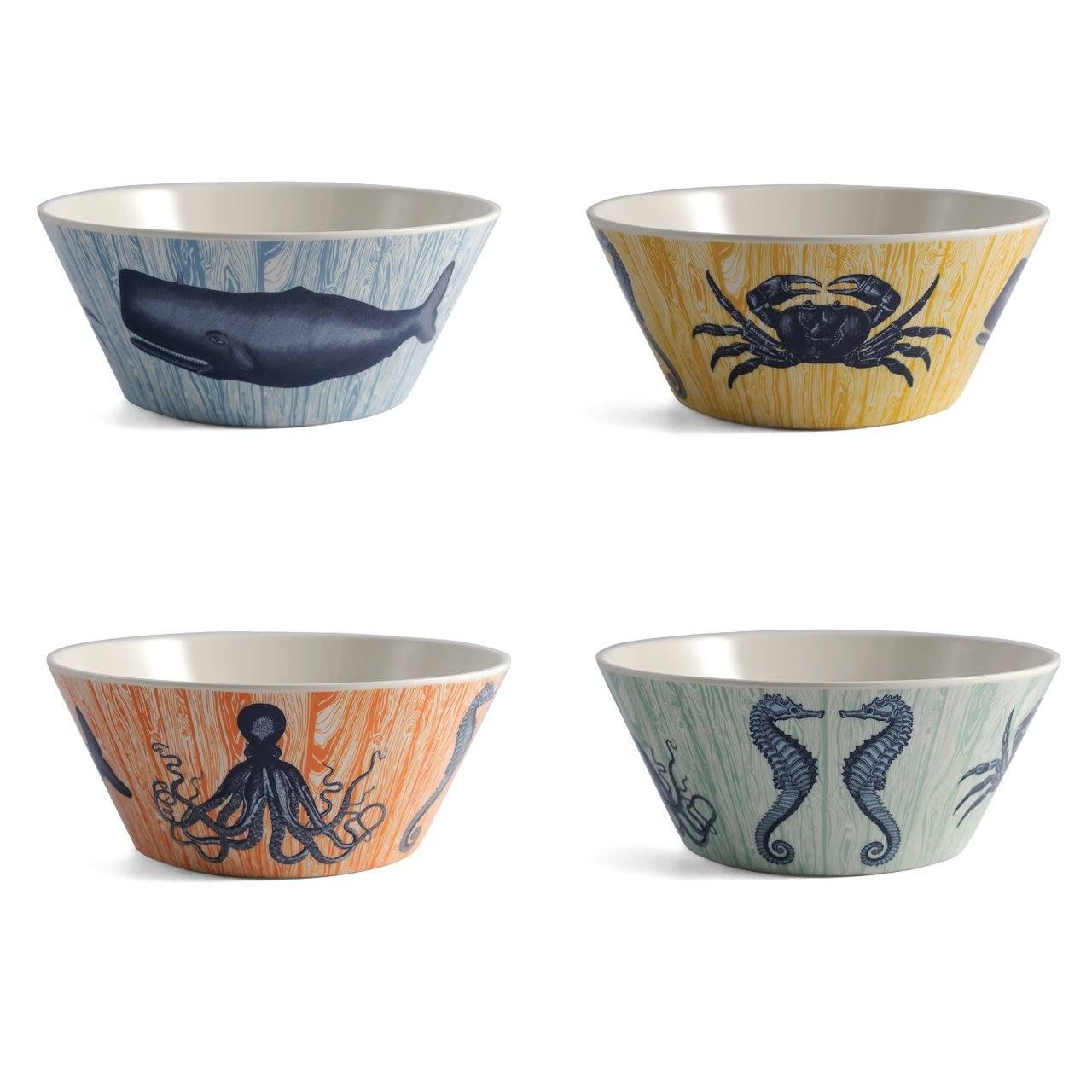 Thomas Paul Vineyard Small Bowls Set of 4
