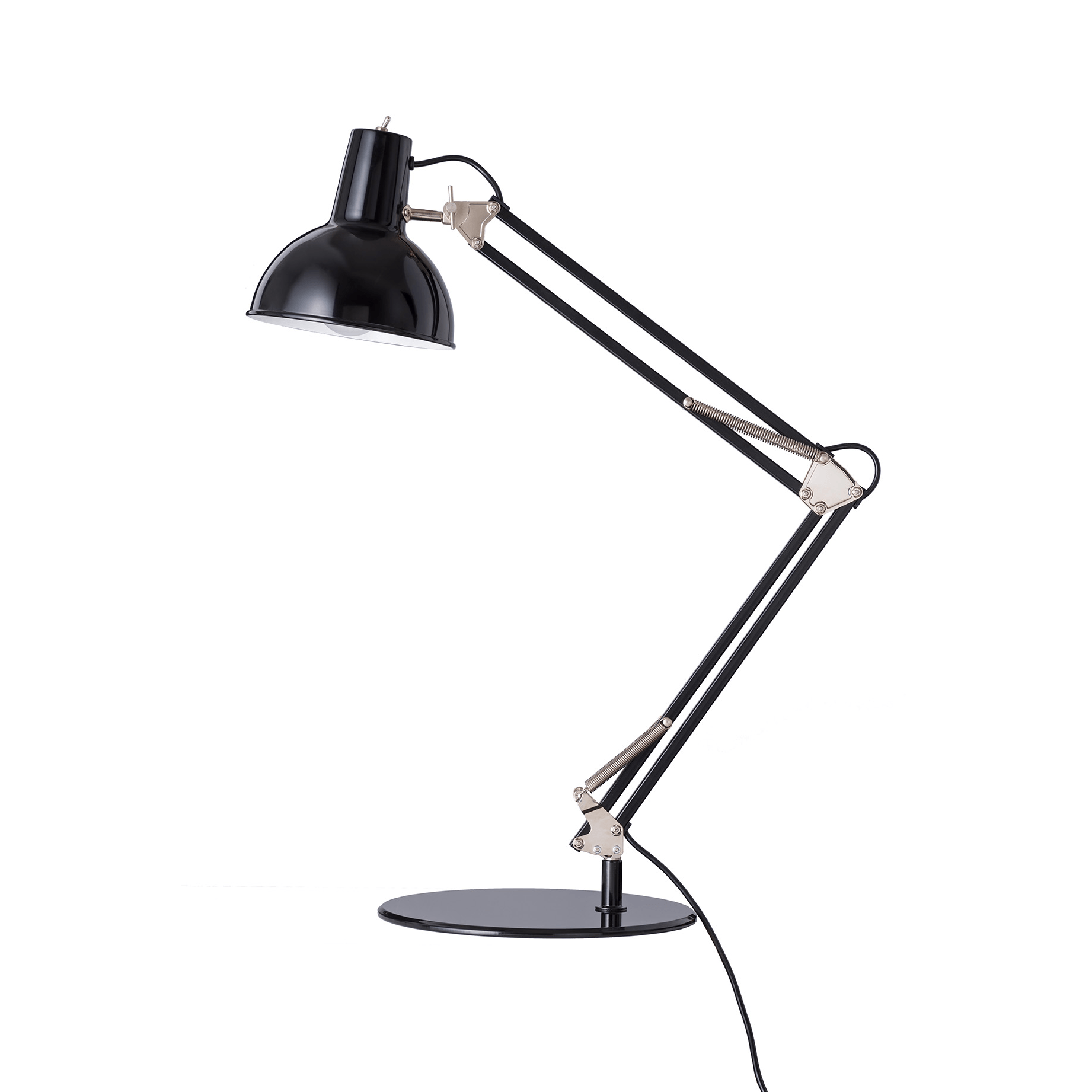 Midgard Spring Balanced Table Light Black
