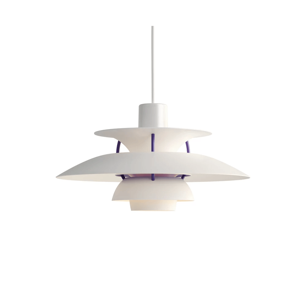 Louis Poulsen PH 5 Mini Pendant Classic White