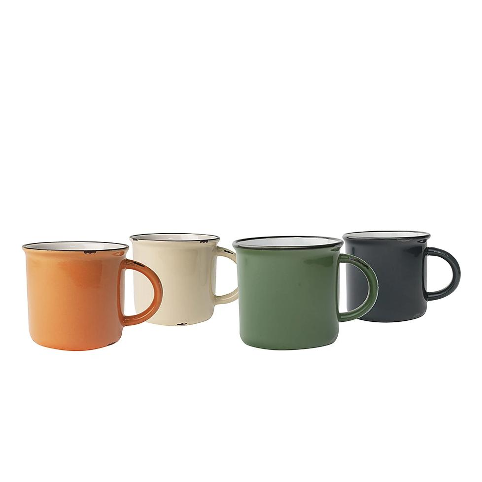 Canvas Home Tinware Mug Gift Set - Fall