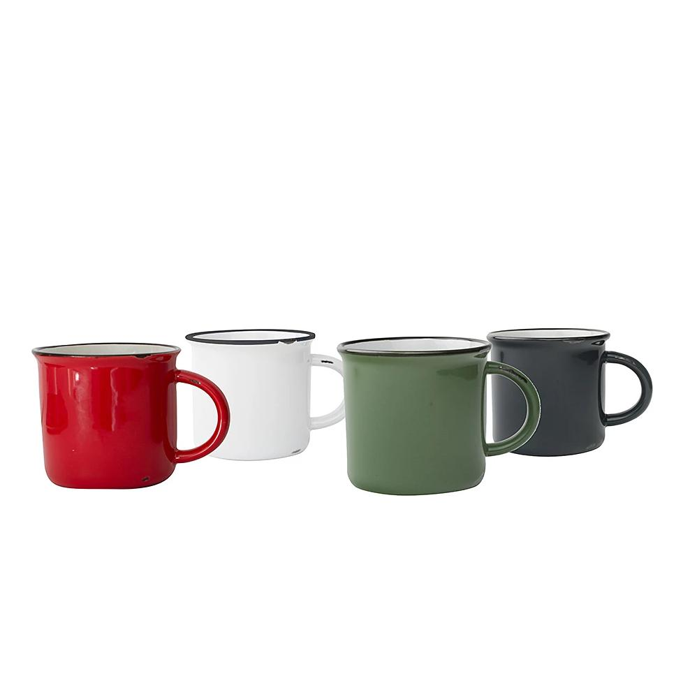 Canvas Home Tinware Mug Gift Set - Winter