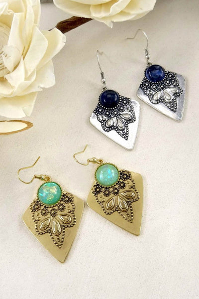LC Bohemian Design Earrings