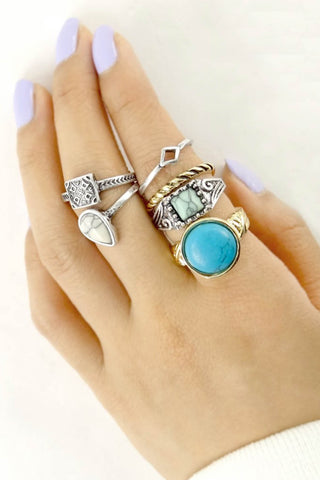 Morgan Ring Set