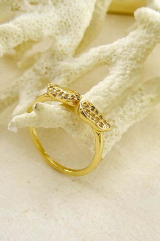 Lorelei Wing Ring