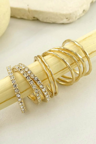 Juana Multi Ring Set